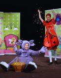 Театральное представление для детей Лунтик