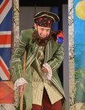 Выездной спектакль для детей Остров сокровищ