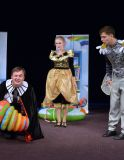 Музыкальный театр для детей Муха-цокотуха