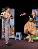 Спектакль для детей Муха-цокотуха