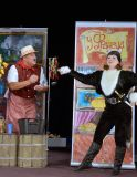 Театральное представление для детей Кот в сапогах