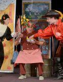 Музыкальный театр для детей  Кот в сапогах