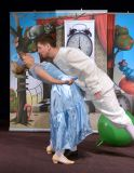Театральное представление для детей Алиса в стране