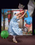 Выездной спектакль для детей Алиса в стране чудес
