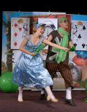 Музыкальный театр для детей Алиса в стране чудес